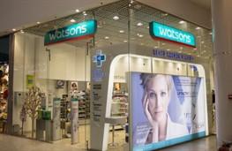 Оборот СТМ «Watsons» растет более чем на 100% ежегодно