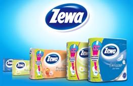 Квартальные продажи производителя «Zewa» выросли на 5%